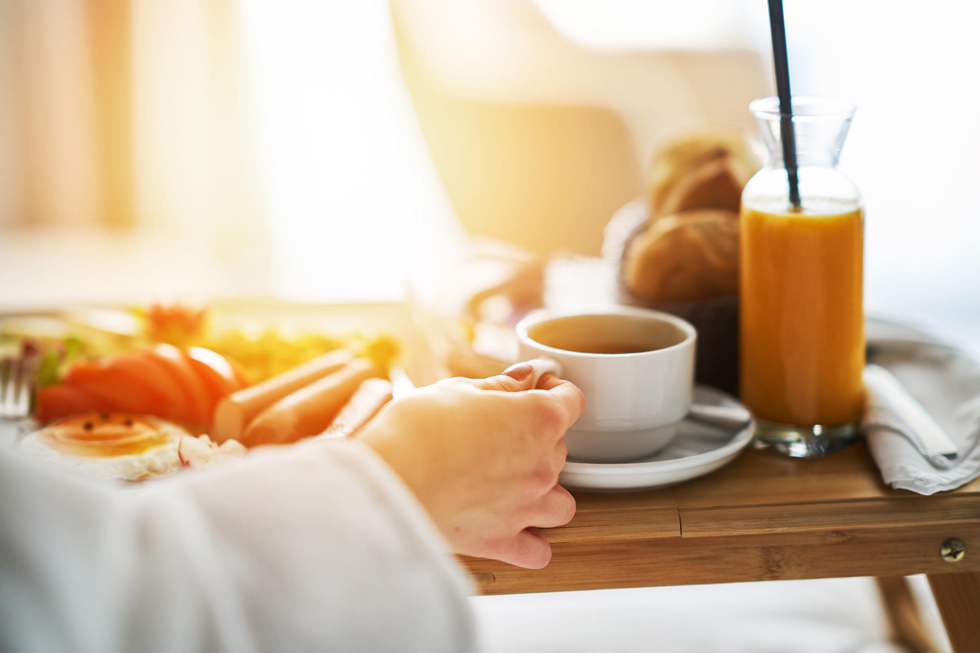 Accommodations coffee