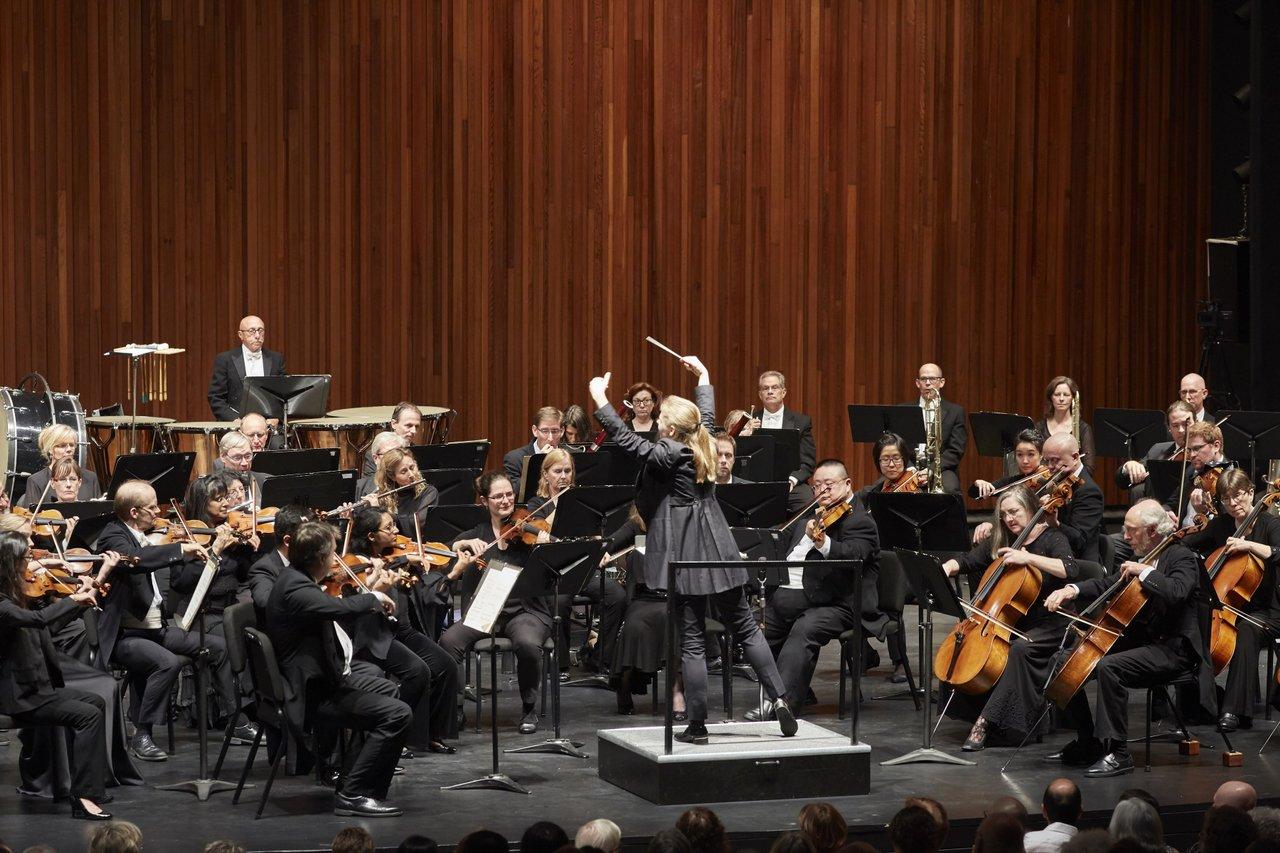 Hamilton Philharmonic Orchestra performance