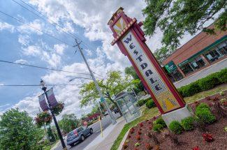 Westdale streetscape