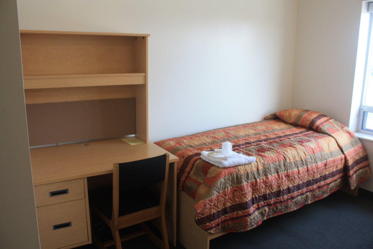 Campus guestroom