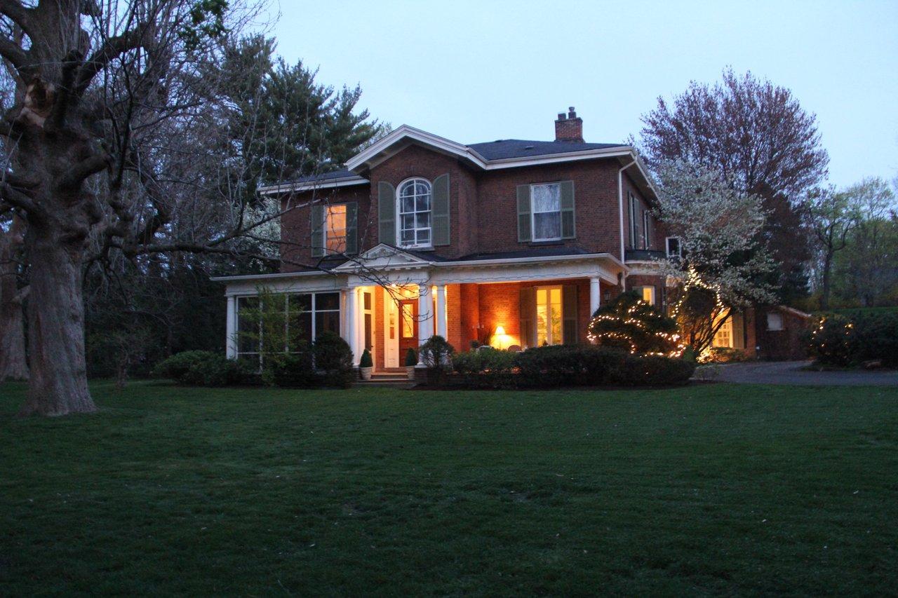 Osler House exterior