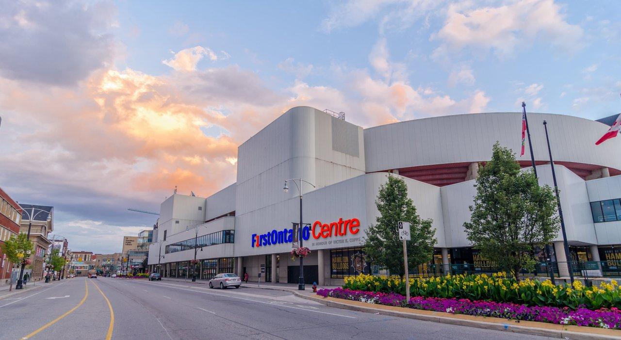FirstOntario Centre