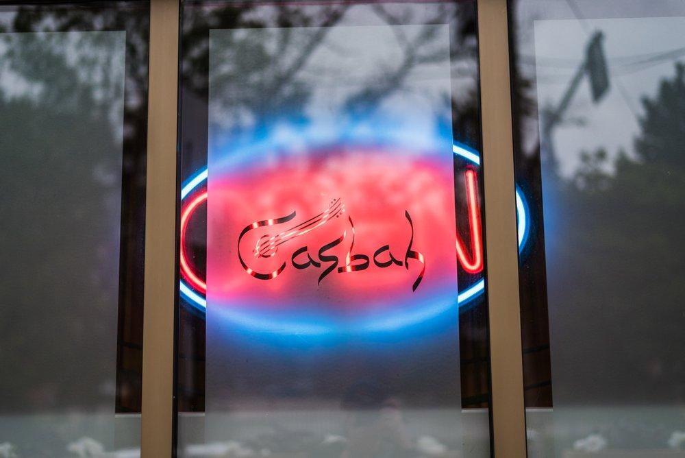Casbah sign