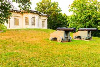 Hamilton Military Museum exterior