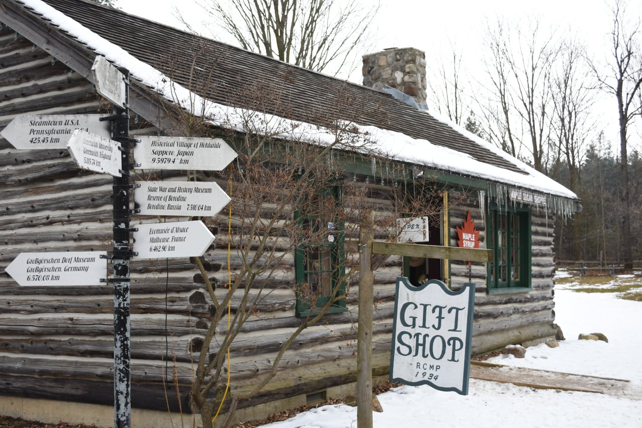Westfield Gift Shop