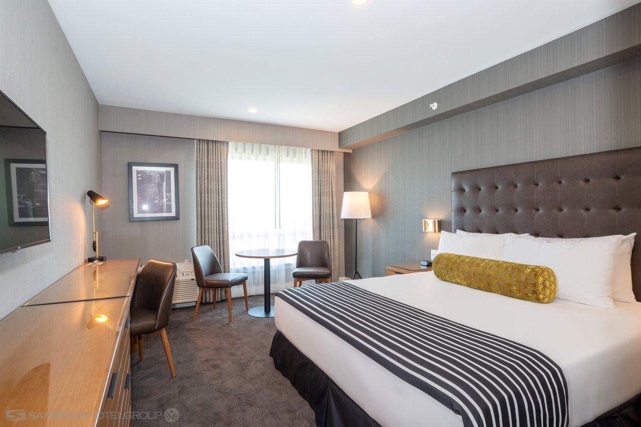 Sandman guest room