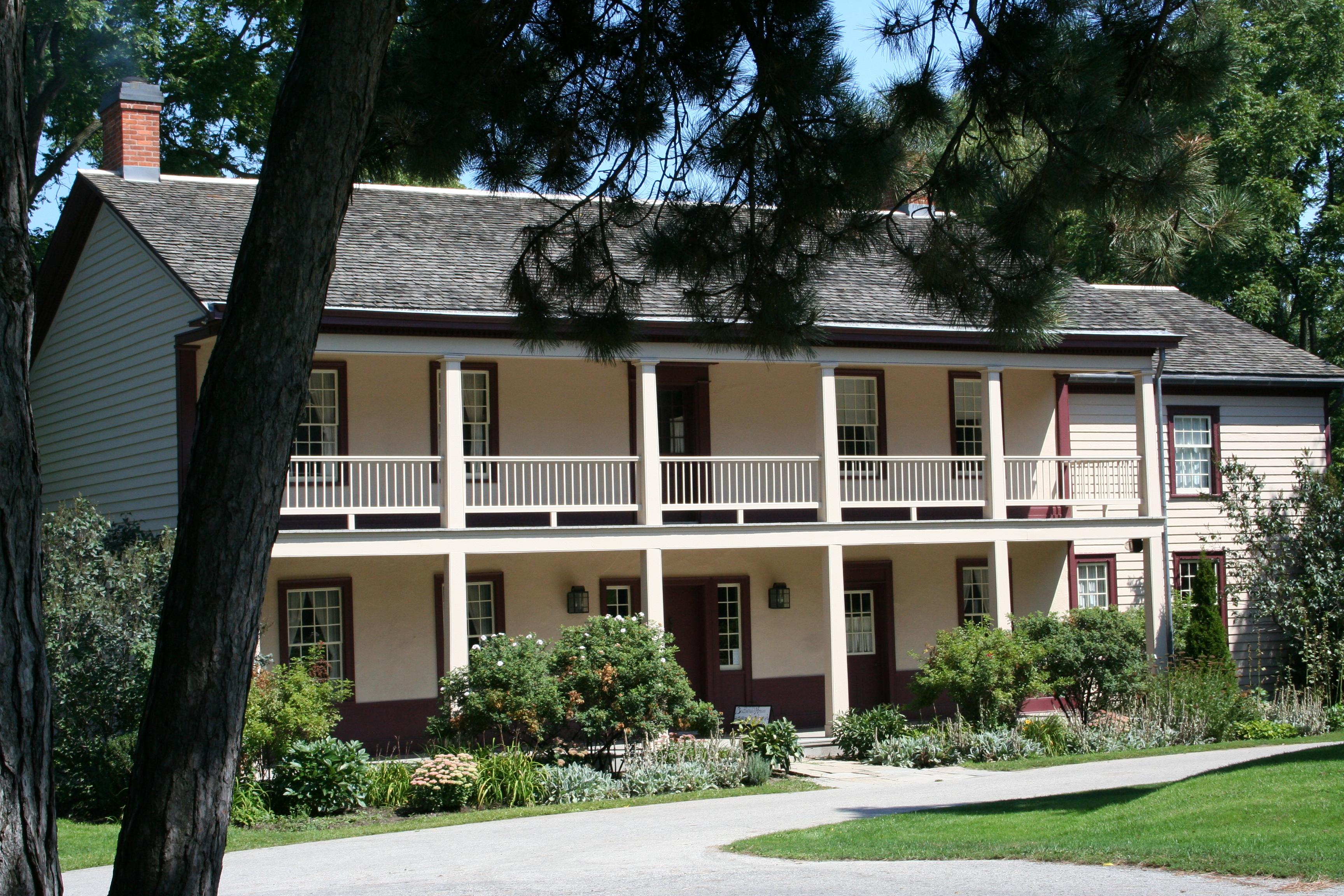 Battlefield House August 2007