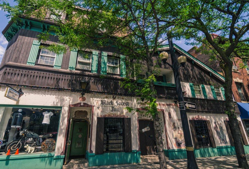 Black Forest Inn exterior