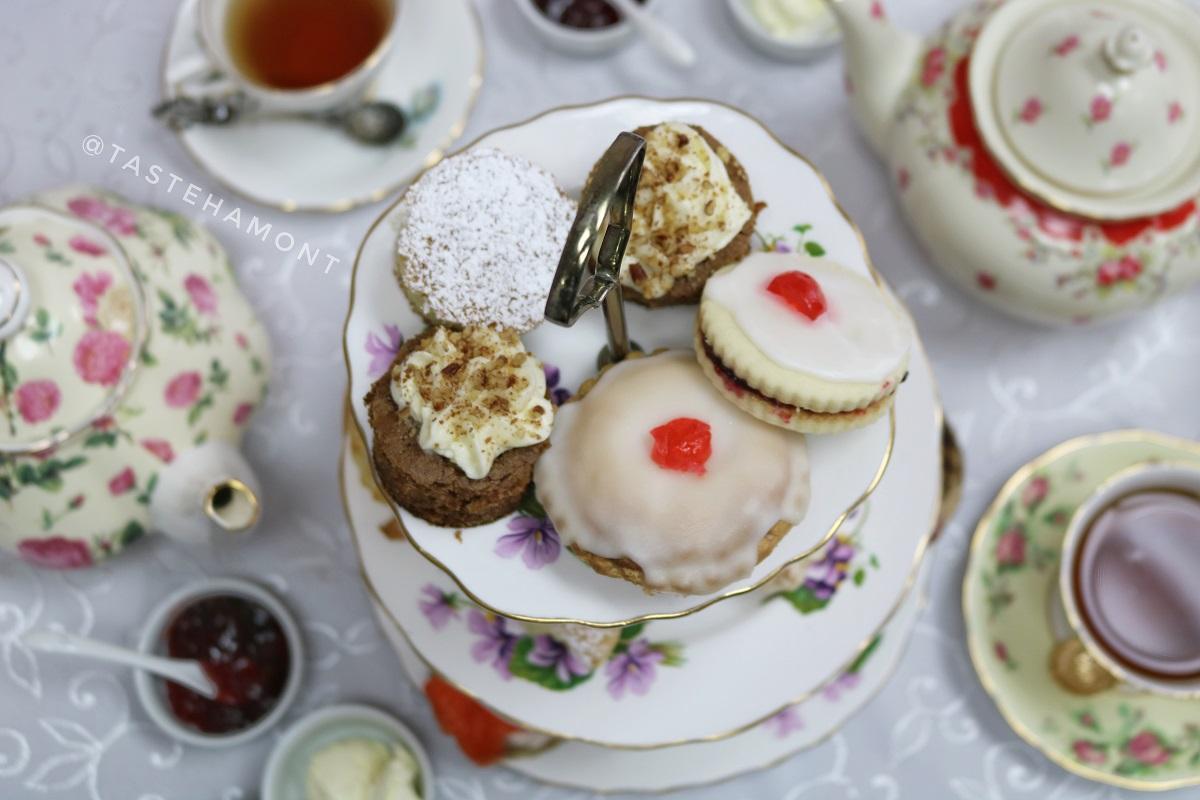 Duchess Tea Room treats
