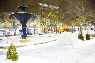 Gore Park Winter Wonderland