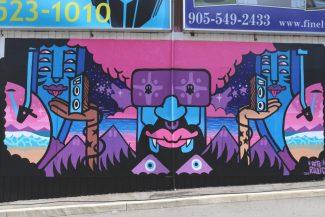 Street Art Hamilton