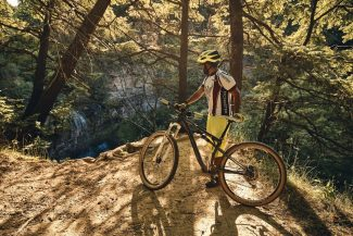 Felker's Falls Bike