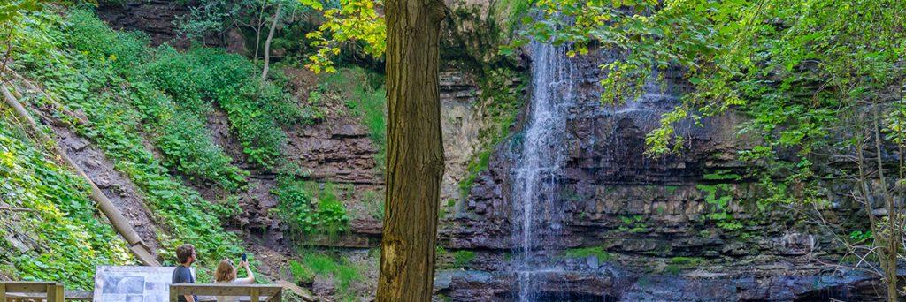 Tiffany Falls