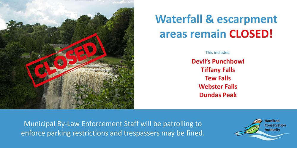 Waterfall alert