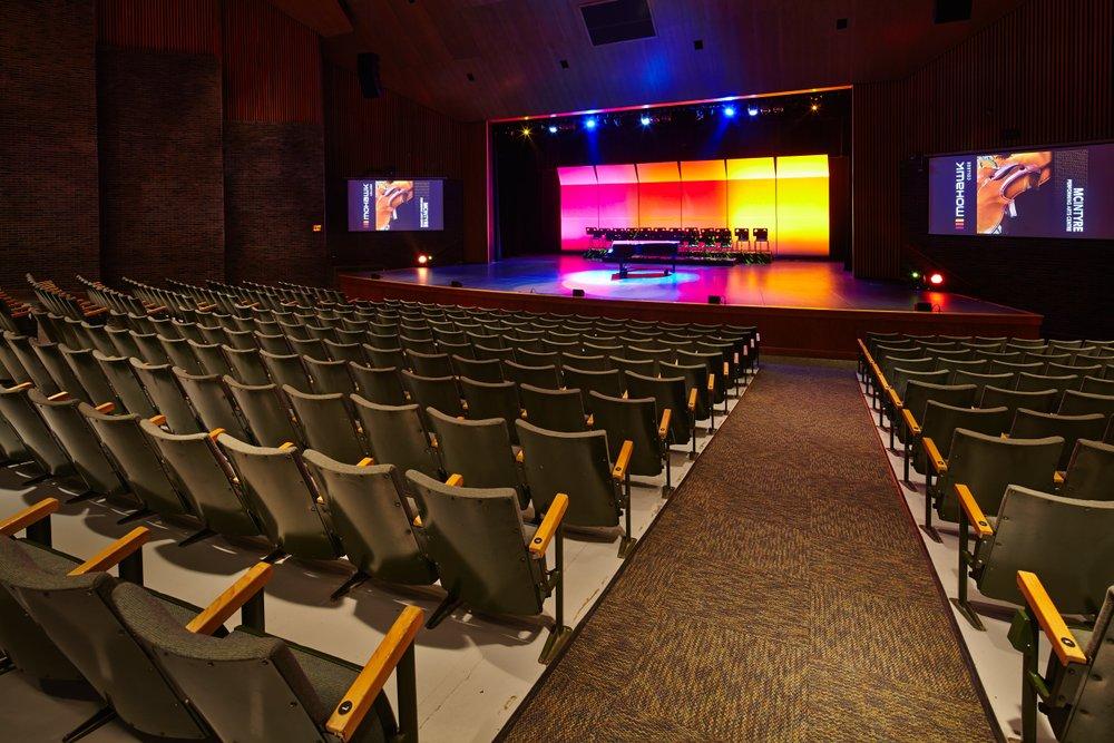 McIntyre Performing Arts Centre