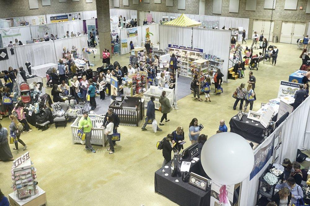 Marketplace at Hamilton Convention Centre