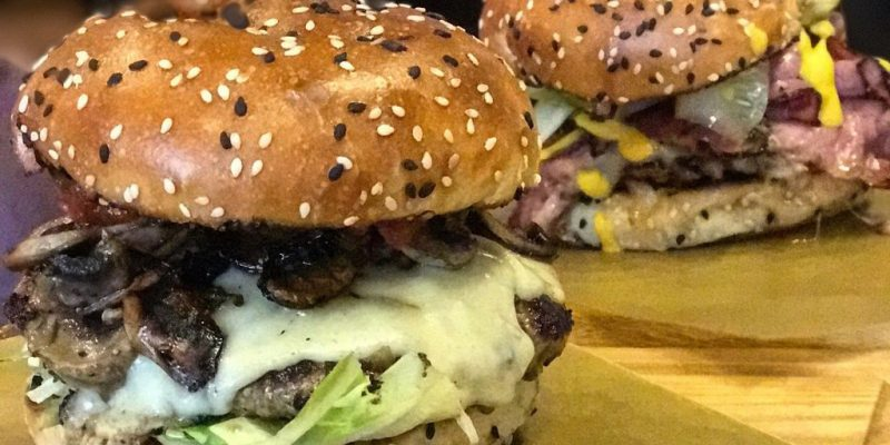 Hambrgr burgers