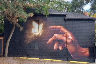 Helping Hand Mural