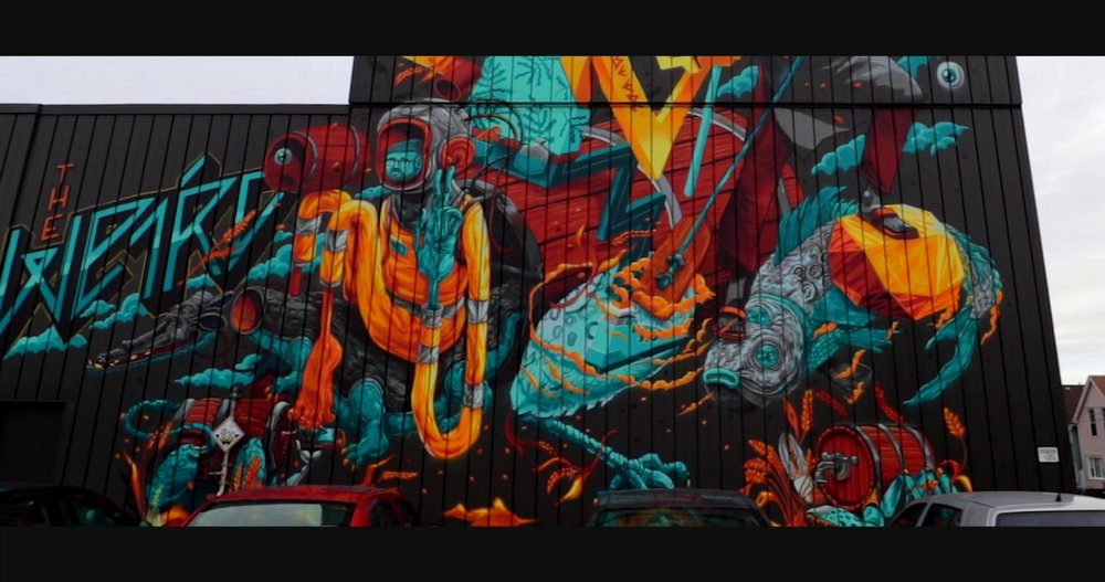 Culture - street art