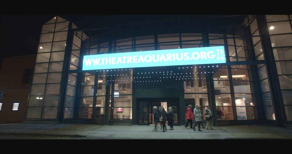 Culture - theatre aquarius