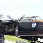 Canadian Heritage Warplane Museum inside