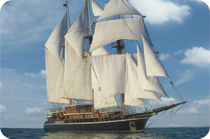 Peacemaker Tall Ship Image