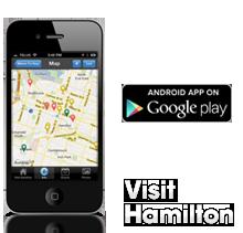 Visit Hamilton App
