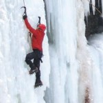 photo of iceclimber