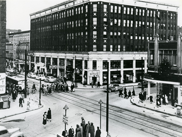 Lister Chambers - Credit Local History & Archives, Hamilton Public Library