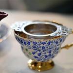 Taylors Tea Room vintage tea cup