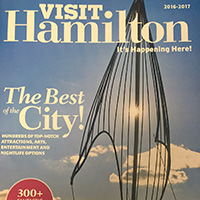 Visit Hamilton Guide