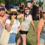 Strangewaves Festival goers
