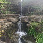 Waterfall at RBG