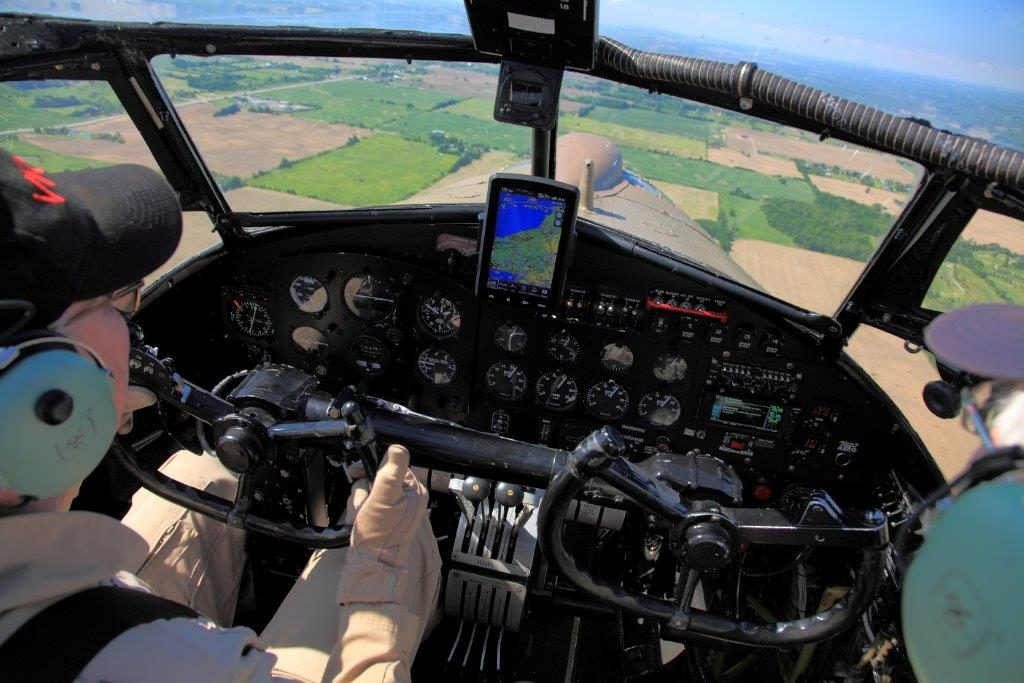 AVRO Lancaster Interior
