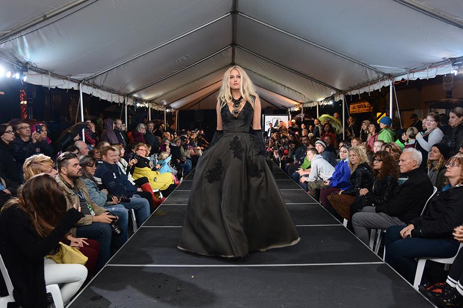 Supercrawl Fashion Show (Cyprian Estrada)