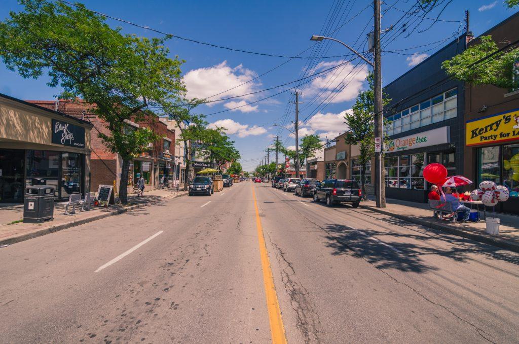 Ottawa Street Hamilton Tourism