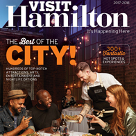 Visit Hamilton Guide