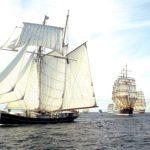 Tall Ships in Hamilton