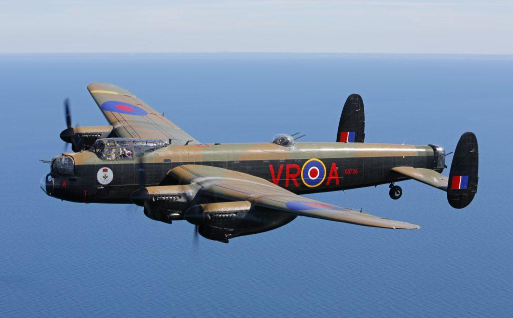 Canadian Warplane - Avro Lancaster - Hamilton