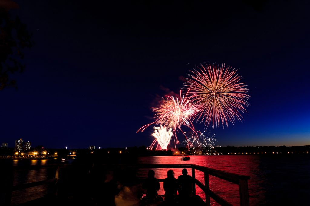 Canada Day Celebrations at Bayfront Park and Pier 4