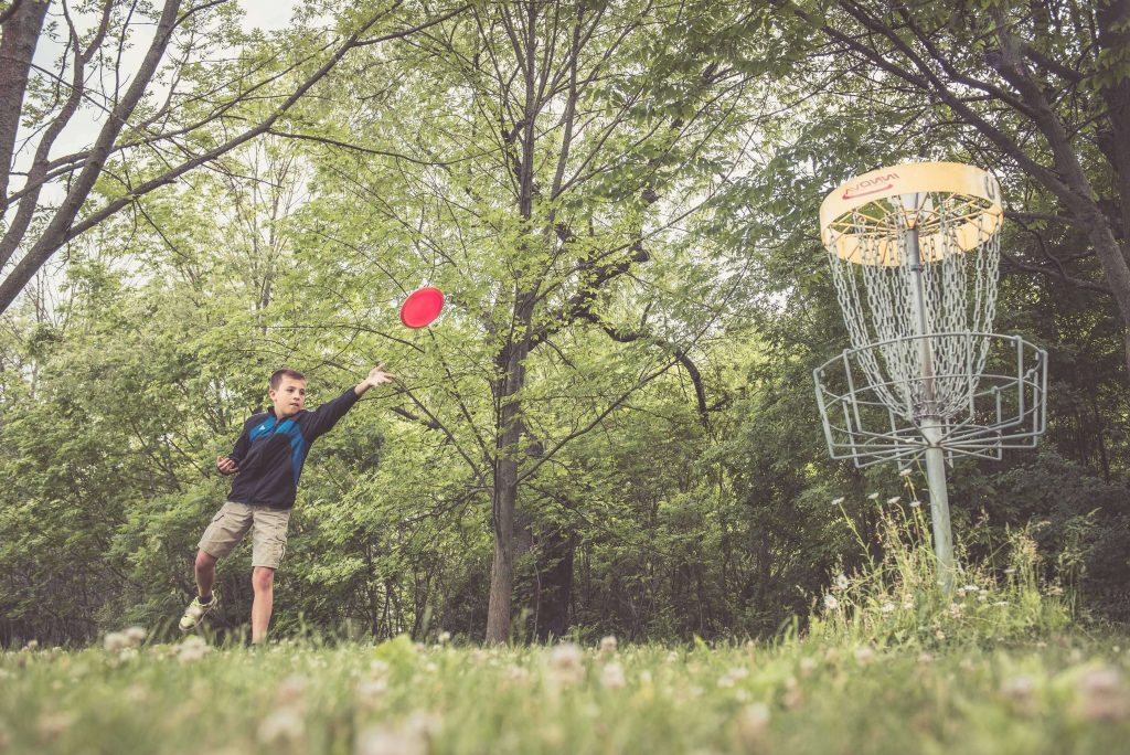 Christie Lake Hamilton Disc Golf