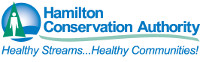 Logo and link to the Hamilton Conservation Authority
