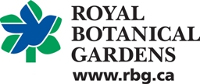 Logo and link to the Royal Botanical Gardens