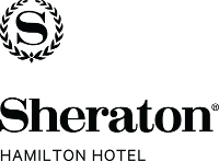 Logo and link to the Sheraton Hamilton website