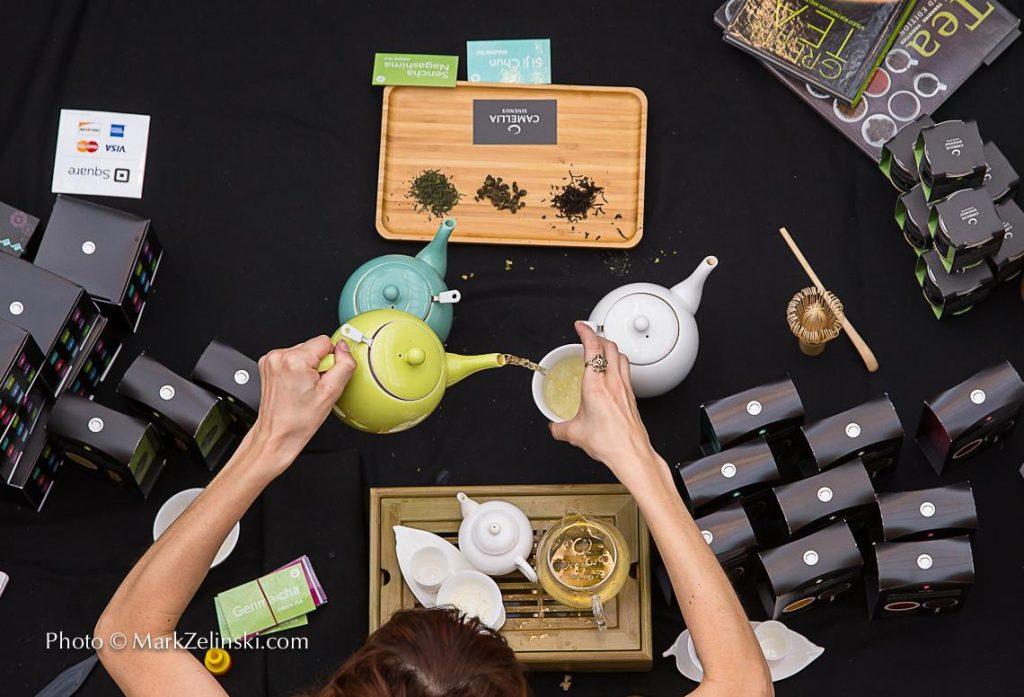 RBG Tea Festival Hamilton