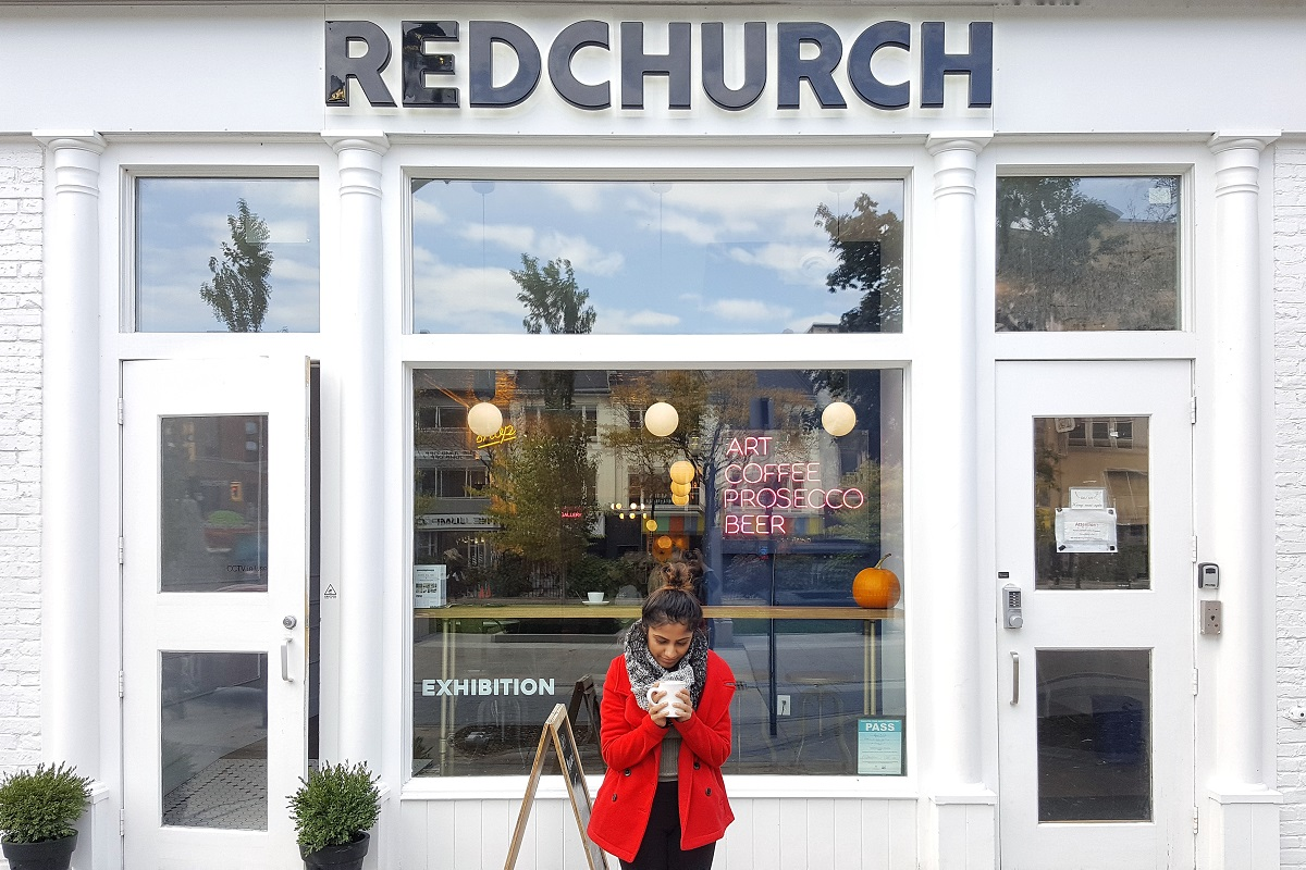 Redchurch Cafe