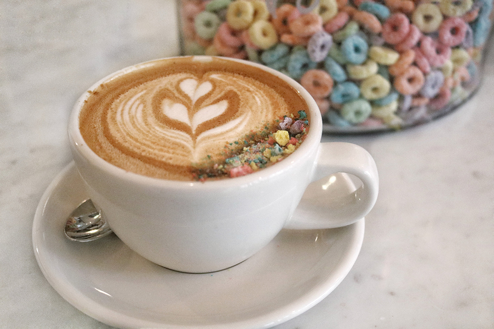 Salty Espresso