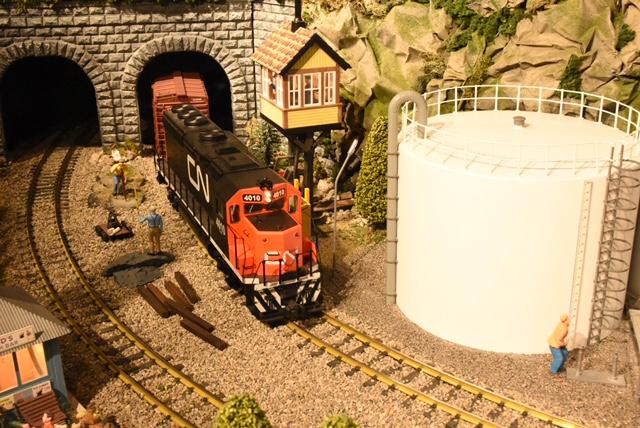 Train Show at RBG