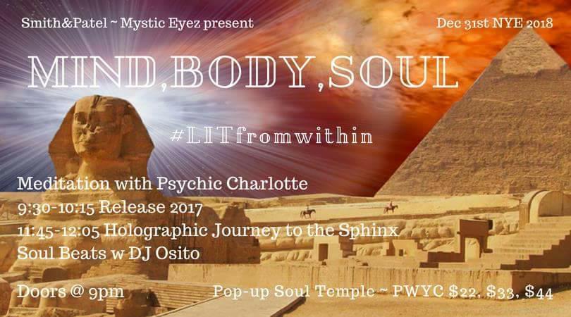 Mind Body Soul poster