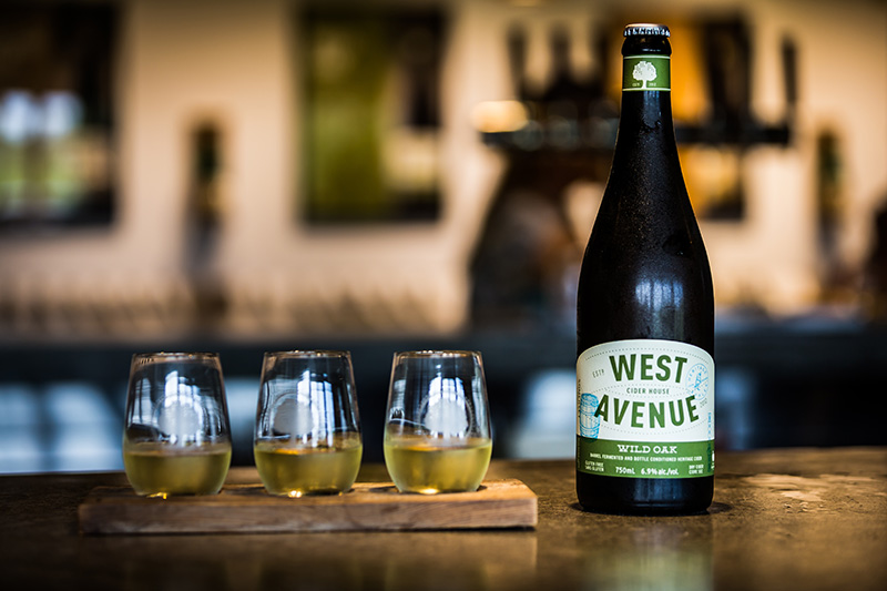 New Breweries Pouring In - West Avenue Cider